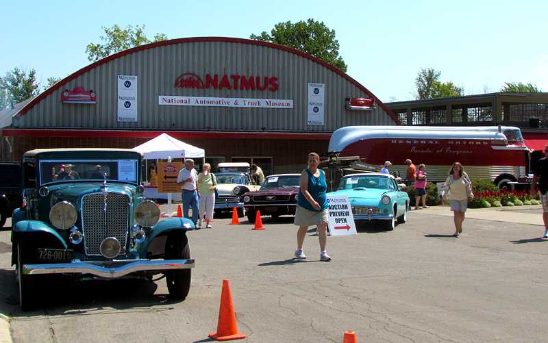 Labor Day at Auburn' is back on classic car calendar - Joyrides