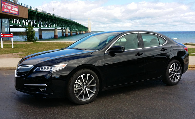 Henry Payne » TLX makes Acura X-citing again