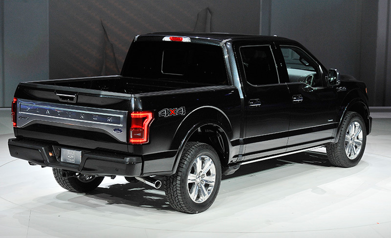 The 2015 Ford F 150 Has Arrived Ford F150 Forum
