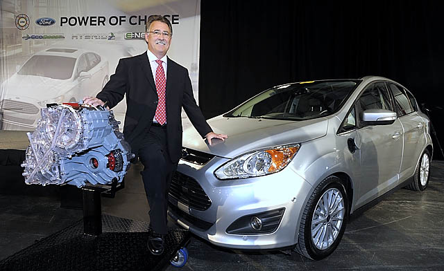 Ford motor company van dyke transmission plant for Ford motor company detroit michigan phone number
