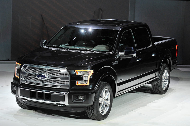 Ford F150 Forum >> The 2015 Ford F 150 Has Arrived Ford F150 Forum
